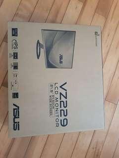 ASUS VZ229顯示器