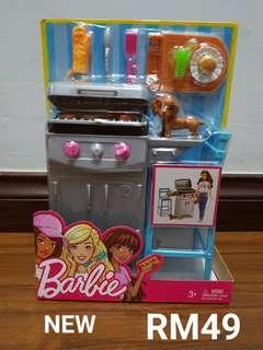 Barbie Barbeque Set