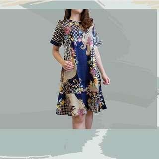 Mison Batik Dress