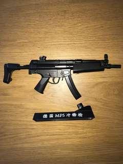 MP 5 及 Glock 22 特種部隊金钃模型槍