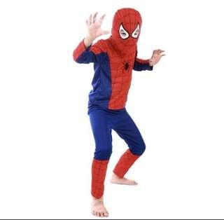 Spider-Man Costume for Halloween Christmas Party spiderman