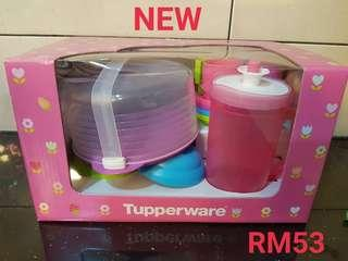 Tupperware Play Set