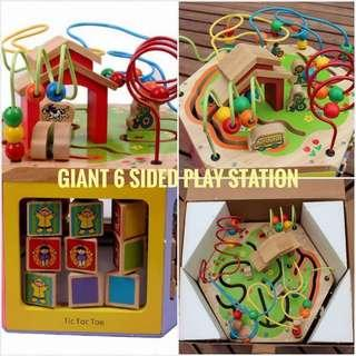 Giant play station (Professional)