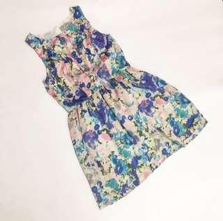 Floral dress - Just G