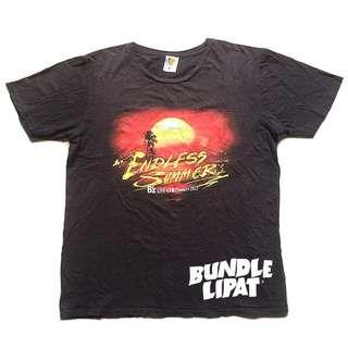 B'z LIVE GYM 2013 ENDLESS SUMMER (JAPAN BAND) FITS S & M