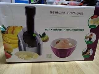 Brand New Ice cream desserts maker