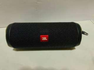JBL flip 4 Black (with case)