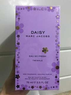 Marc Jacobs Daisy Twinkle Eau So Fresh EDT 75mL 🎁 全新未開封🎁