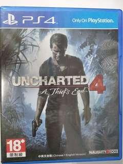 🚚 Uncharted 4 秘境探險 4