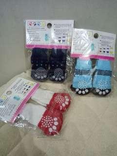Dog Socks Bundle 5Pairs