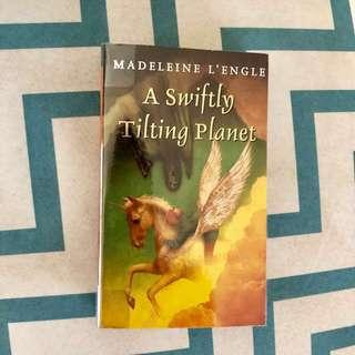 A Wrinkle in Time Book 3: A Swiftly Tilting Planet