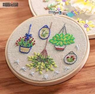 DIY Sewing / Embroidery Kits