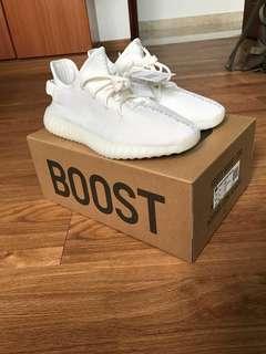 *BNDS* Yeezy Boost 350 V2 Cream White