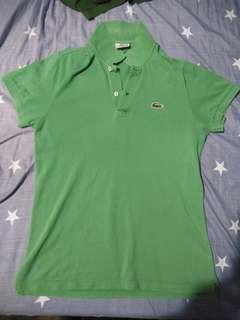 Preloved Authentic Lacoste Shirt for Men