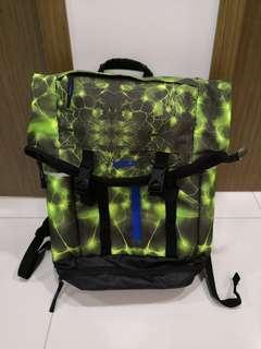 Nike LeBron Ambassador Backpack in green