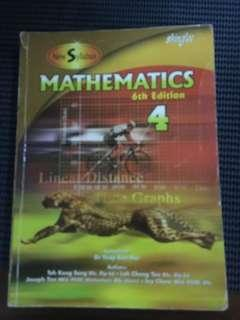 Mathematics text book