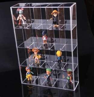 玩具車模型展示架