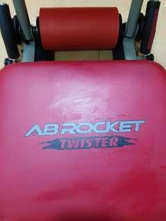 Ab Rocket Twister Exercise Equipment