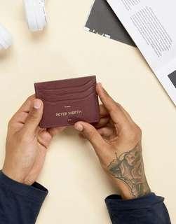 Peter Werth card holder