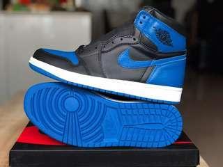 🚚 Air Jordan 1 Royal Blue