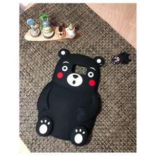熊本熊手機殼
