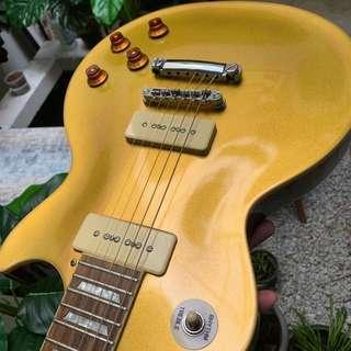 Epiphone Les Paul Gold top