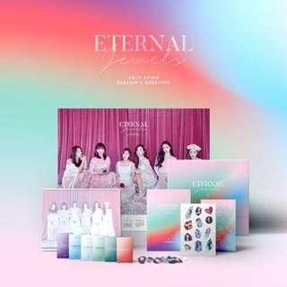 APINK - Eternal Jewels | 2019 Season Greeting | SG | PO