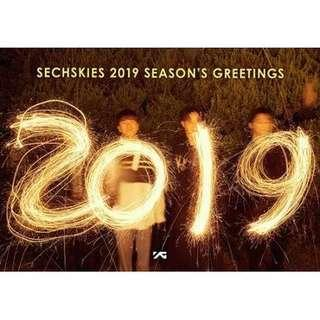 Sechskies - 2019 Season Greeting | SG | PO