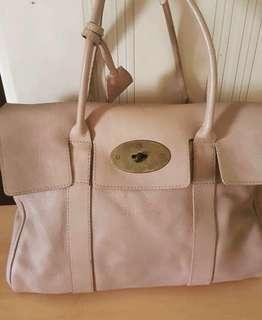 Mulberry Bayswater Pale Pink 2007