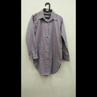 Tunik purple Murah Freeong