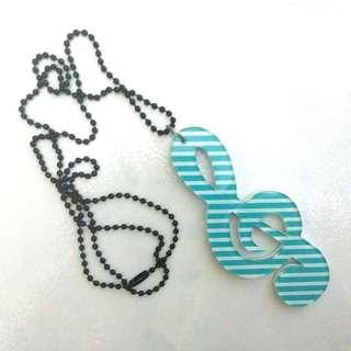 G-clef Necklace