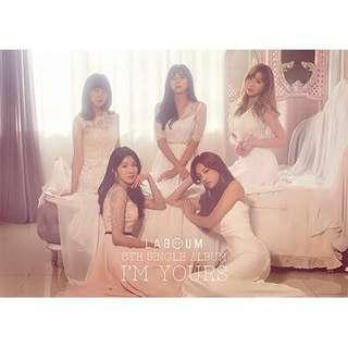 LABOUM - I'm Yours | 6th Single Album | Album | PO
