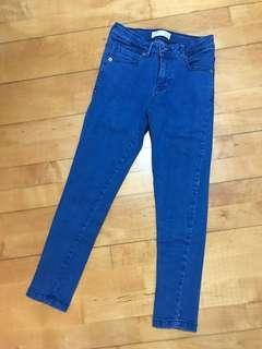 Zara Girls Jeans size8 128cm