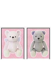 Cardcaptor Sakura: Clear Card Arc Sakura and Syaoron Couple Bears/ Important Bear Toreba
