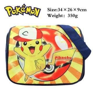 [PO] Pokemon Sling bag (21 designs)