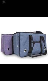 實用袋 貓袋 狗袋 s m L size 寵物袋實用袋 pet bag