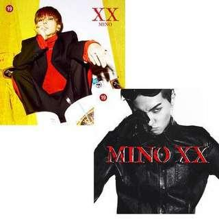 (Version Choice) Mino (Winner) - XX | 1st Solo Album | Album | PO