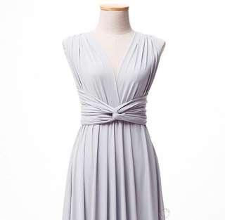Grey Dress , Casual Dress , Party Dress