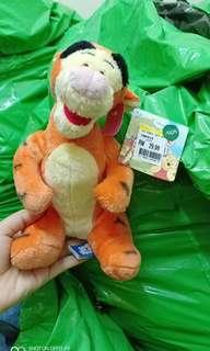 #tgv3 Tigger Original Soft Toy with Tag
