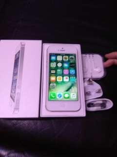 New new iphone 5 16gb