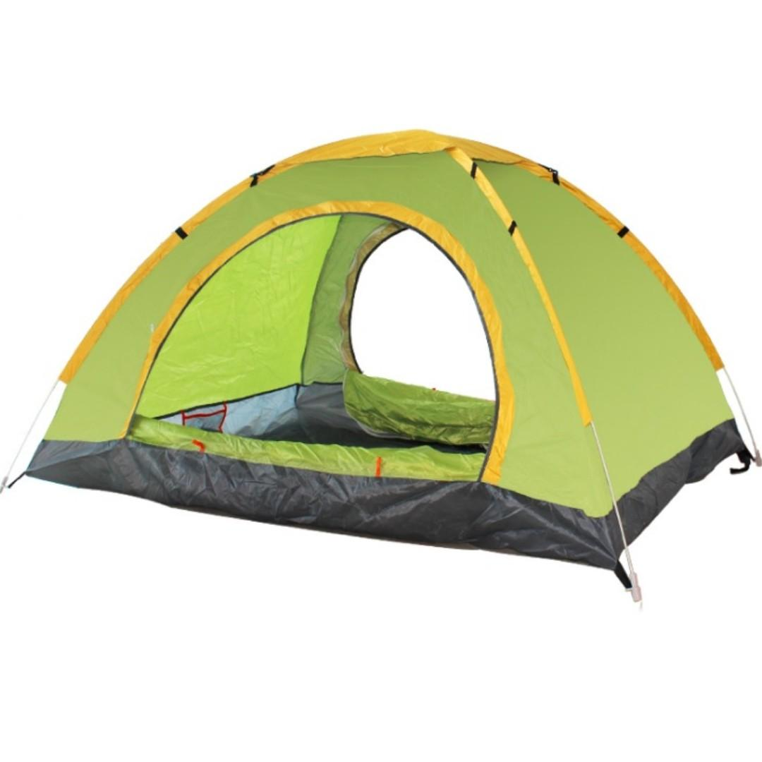 全自動快速户外露營帳篷