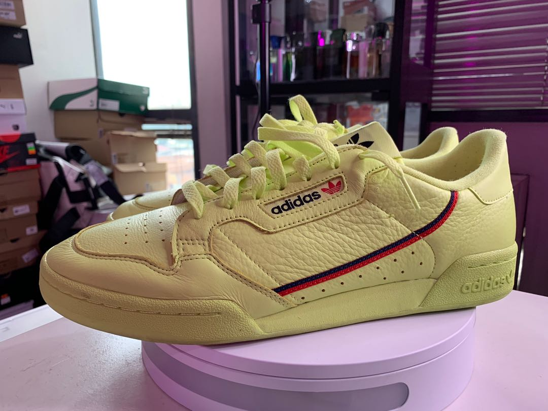 save off 1bec0 ff438 adidas Continental 80 SneakerCarousellFest, Mens Fashion, Footwear,  Sneakers on Carousell