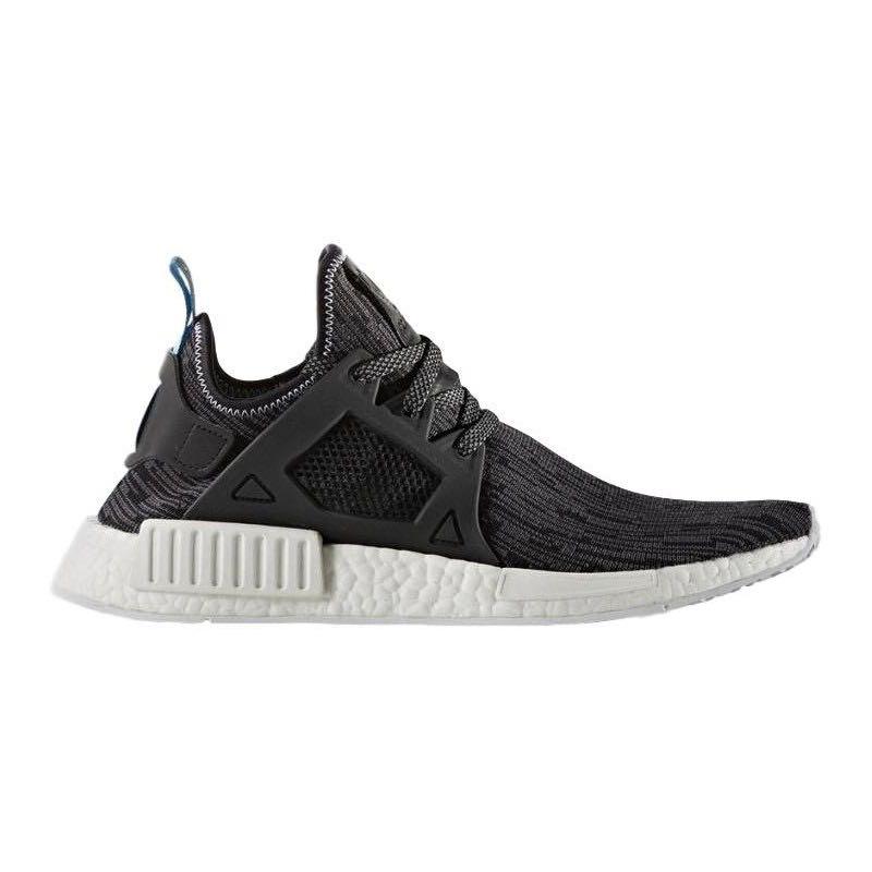 differently 35995 8ebe3 Adidas NMD XR1 Glitch Black