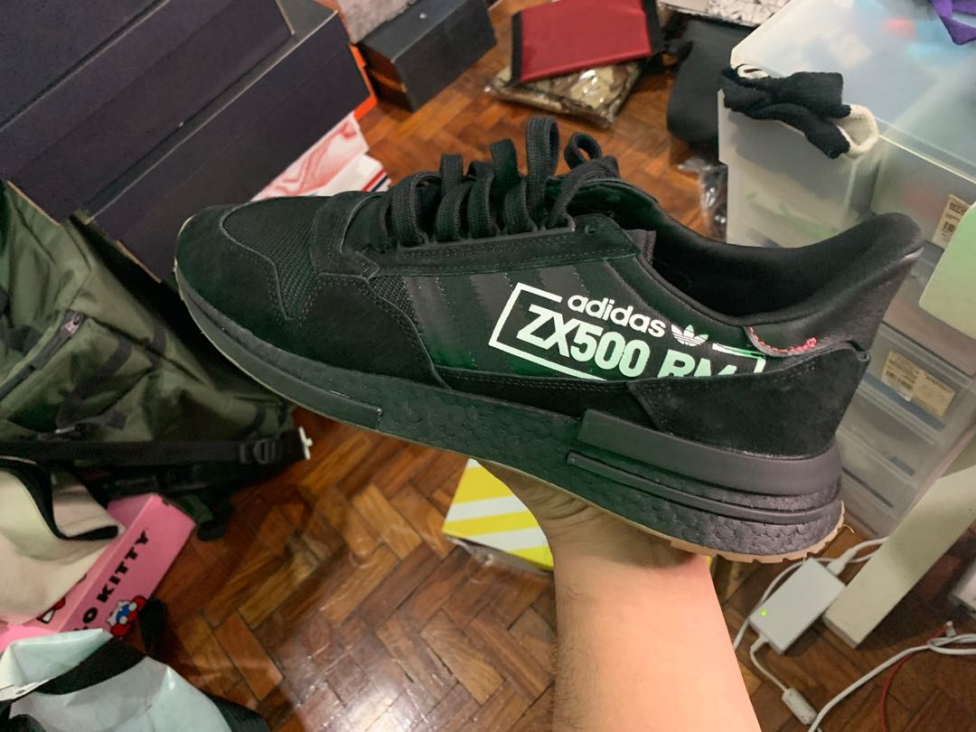 competitive price ccefd 1379d adidas ZX 500 RM AlphaType CarousellSneakerFest, Mens Fashion, Footwear,  Sneakers di Carousell