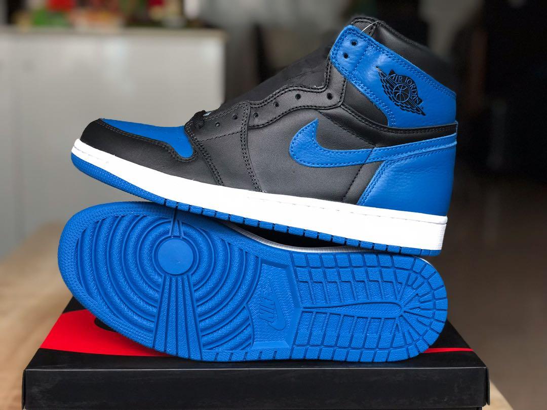 acheter populaire c4803 cb8cb Air Jordan 1 Royal Blue