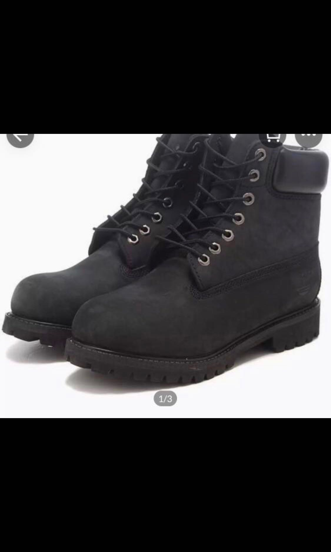 add43cfd80c4 Authentic Timberland Winter Boots EUR36