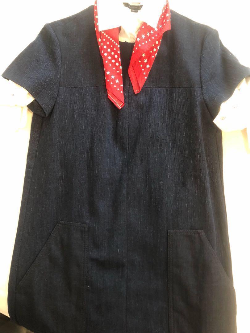Authentic Tommy Hilfiger denim dress