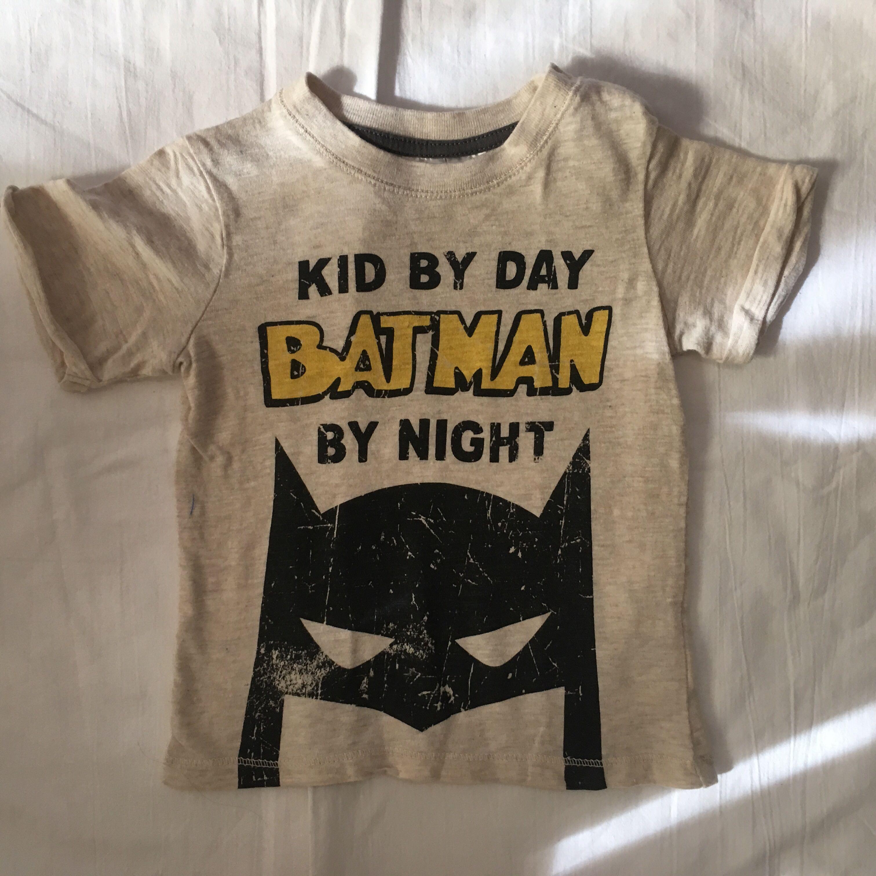 07c8cb8e6 Baby Boy Batman Shirt H M