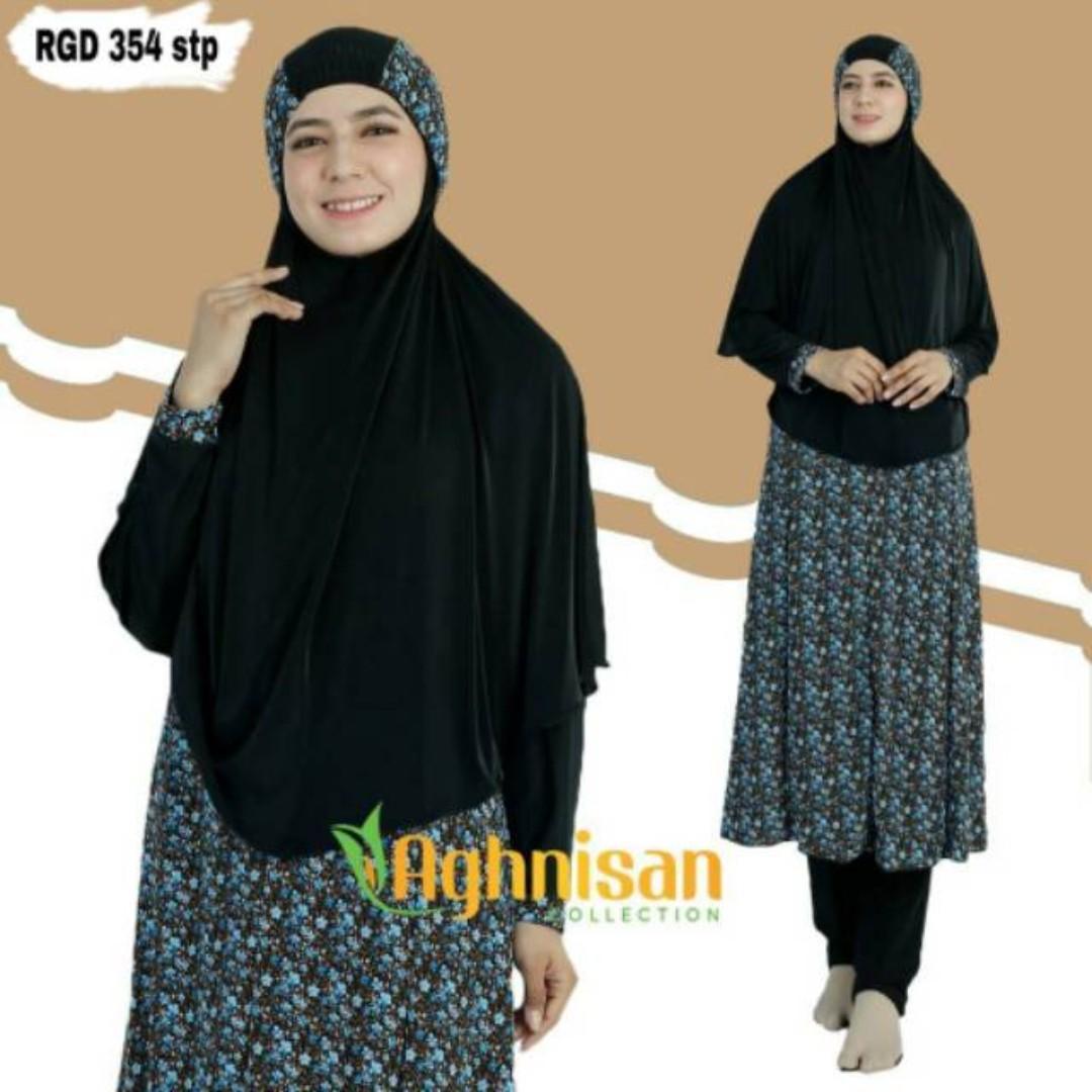 Baju Renang Perempuan Muslim / Mulimah Syari Jilbab Panjang Aghnisan Bagus Murah Berkualitas on Carousell