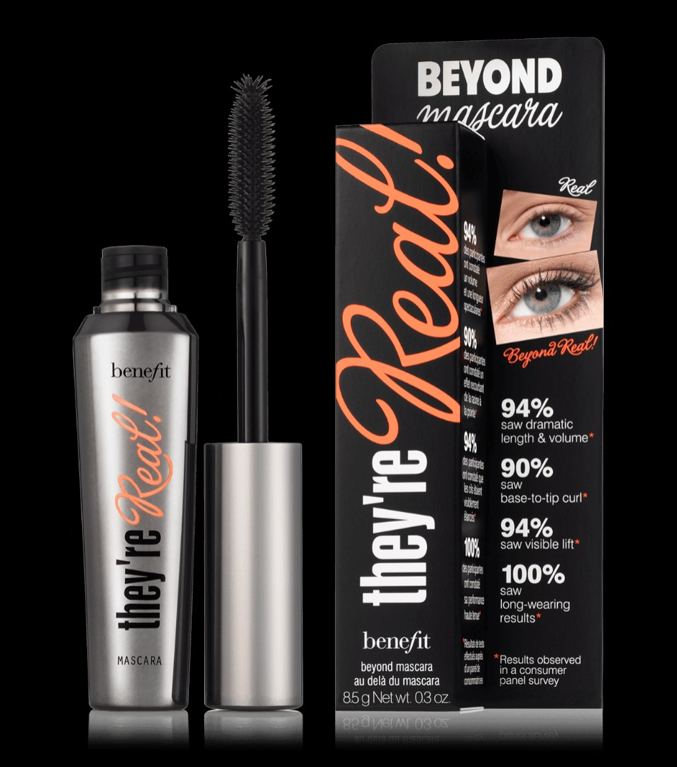 cc6cb1eff5d Benefit they're real mascara full size (Brand new), Health & Beauty ...